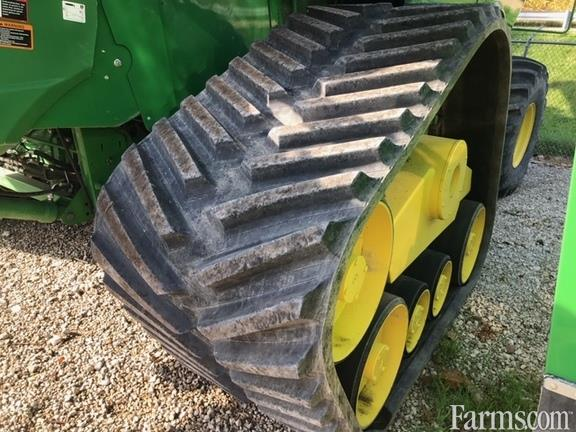 John Deere HIGH IDLER TRACKS Tires, Duals, Rims & Chains