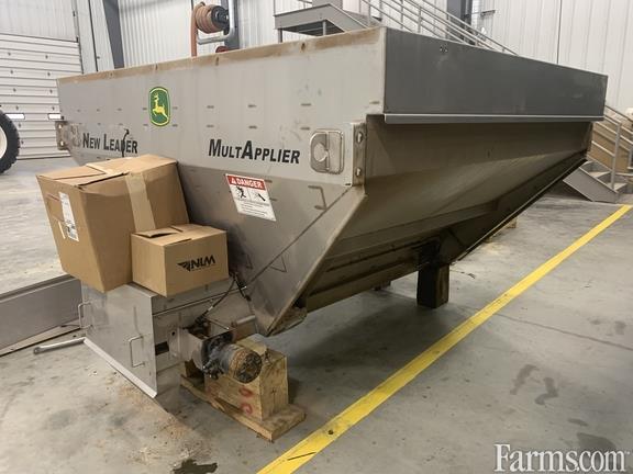 HECO 2017 MultApplier Insert Fertilizer Applicators - Dry