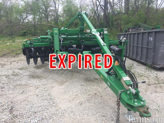 John Deere 2015 2730 Plows / Rippers