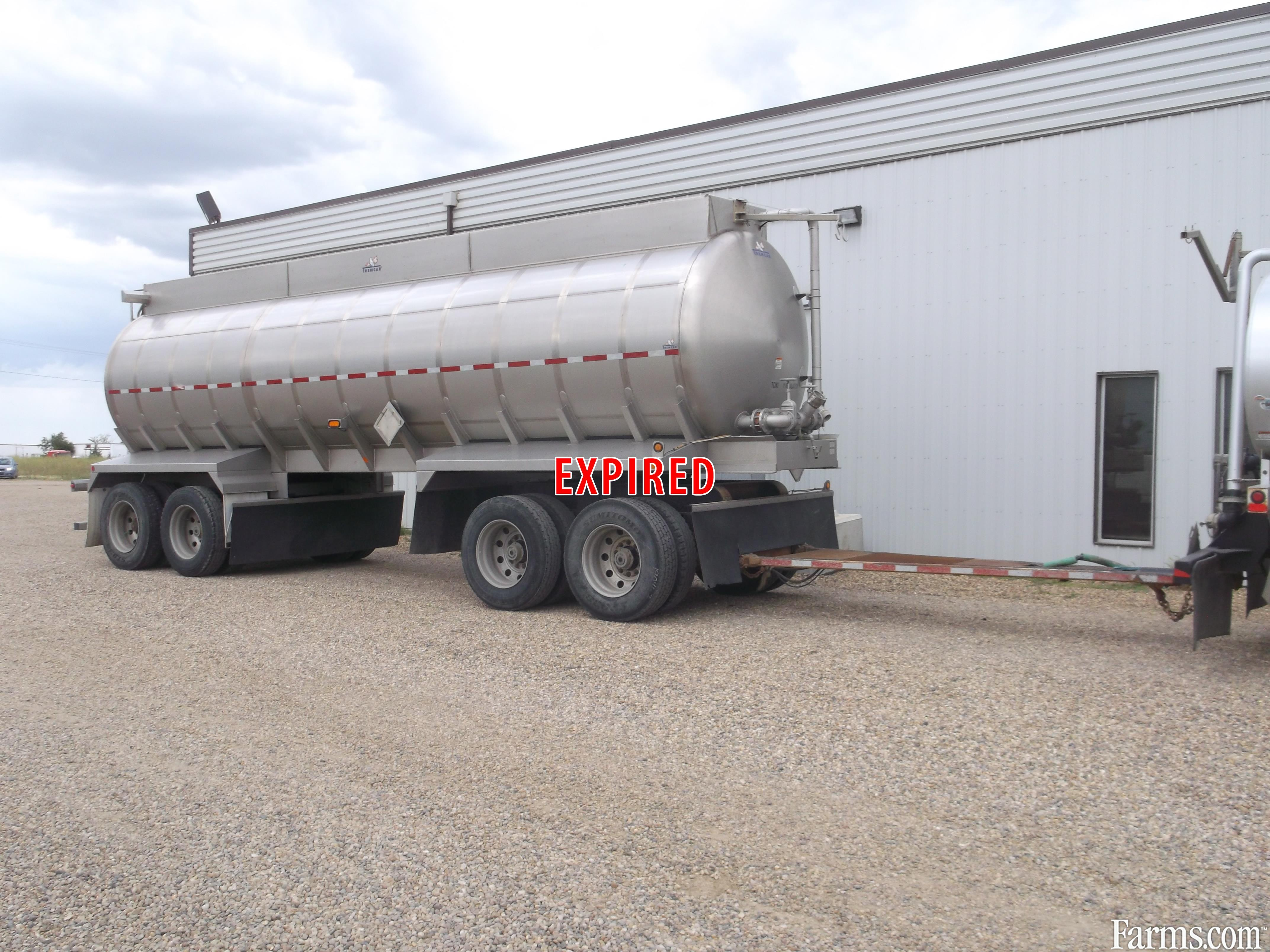 other 2012 Tanker - Quad Axle Other Trailers