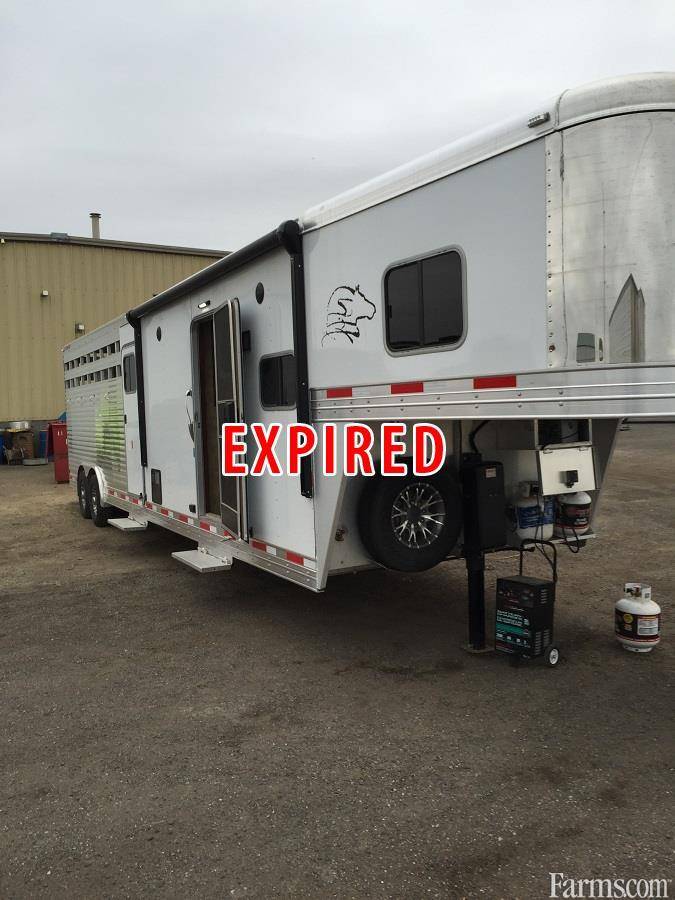 other 2017 RANCH 8032 Livestock Trailers