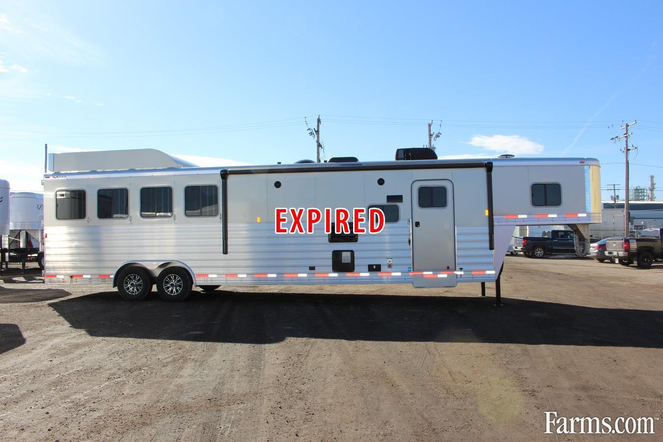 Exiss 2016 ENDEAVOR 8414 LQ Horse Trailers
