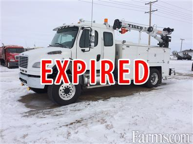 2015 Freightliner M2 106 4X4 Service Truck for Sale | Farms com