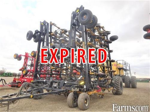 SeedMaster 2012 8012 Air Seeders / Air Carts