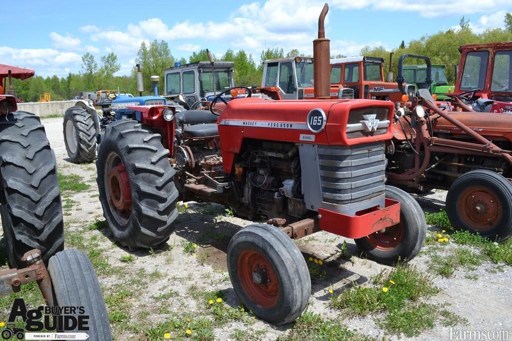listings farm equipment sale list category tractors manufacturer massey ferguson model