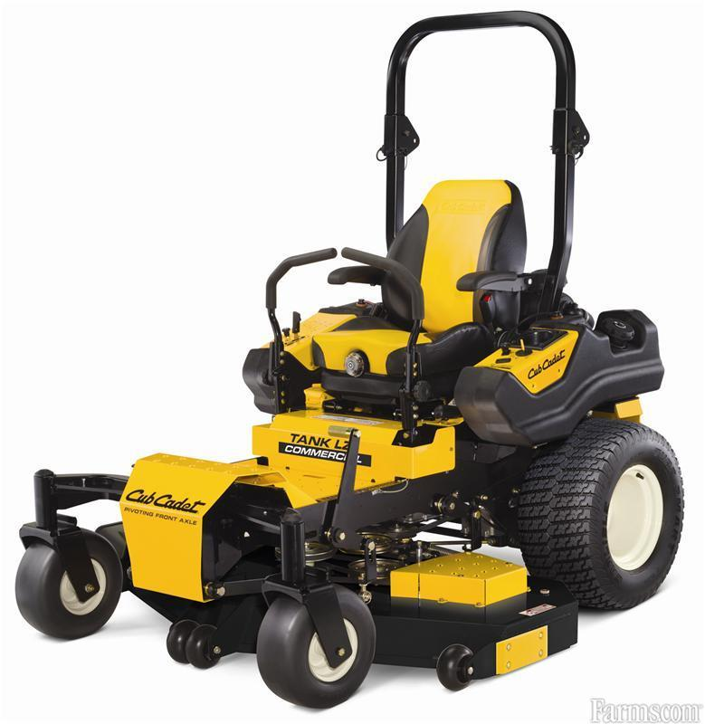 2015 Cub Cadet Tank Lz54 Riding Lawn Mower For Sale