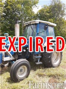 FORD 5610 SERIES 2 TRACTOR, for Sale
