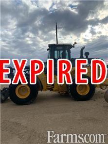 2012 Deere 644K Wheel Loader In New Town, North Dakota 58763 for Sale