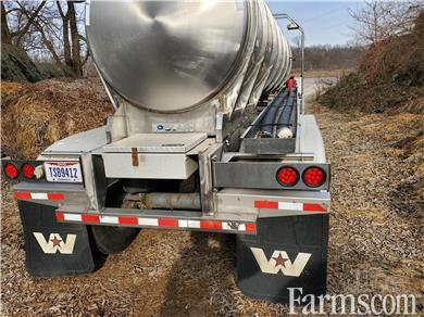 2013 Polar Tank Trailer In West Liberty, Ohio 43357 for Sale