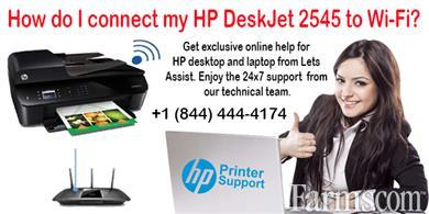 Astonishing Wanted How Do I Connect My Hp Deskjet 2545 To Wi Fi Download Free Architecture Designs Embacsunscenecom