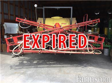 Demco 3 Point Hitch Field Sprayer for Sale