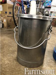 Turnkey Small Farm Milking Equipment Bundle for Sale